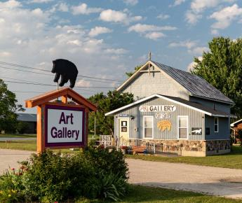 Art Galleries on Bruce Peninsula