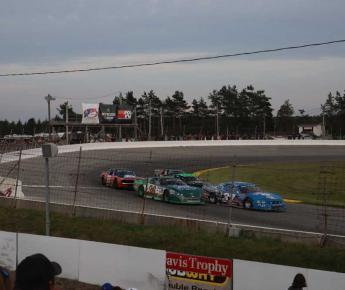 Sauble Speedway Cars Racing